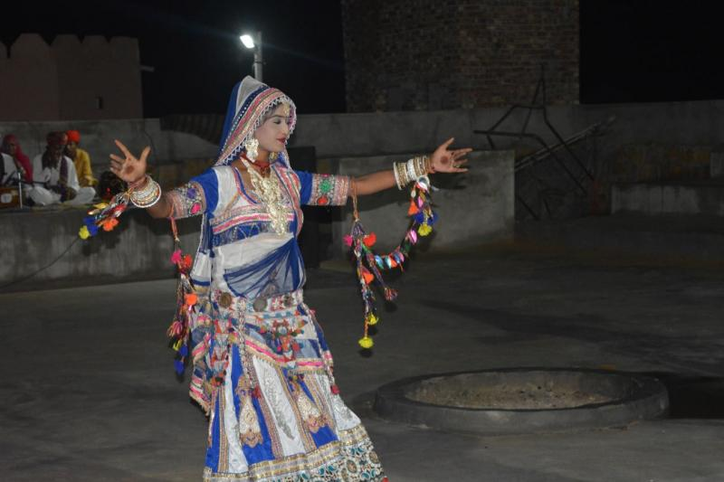 Dance of Rajasthan