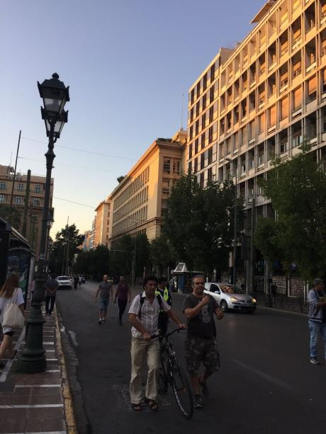 In the Heart of Athens